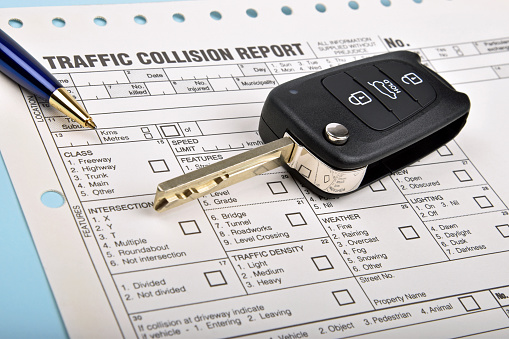 New York Car Accident Report